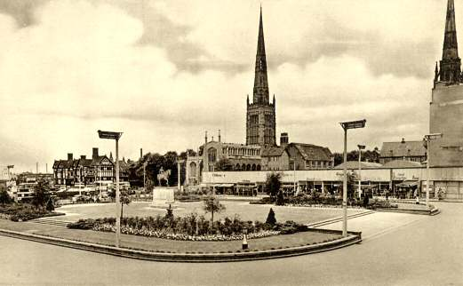 Broadgate Coventry