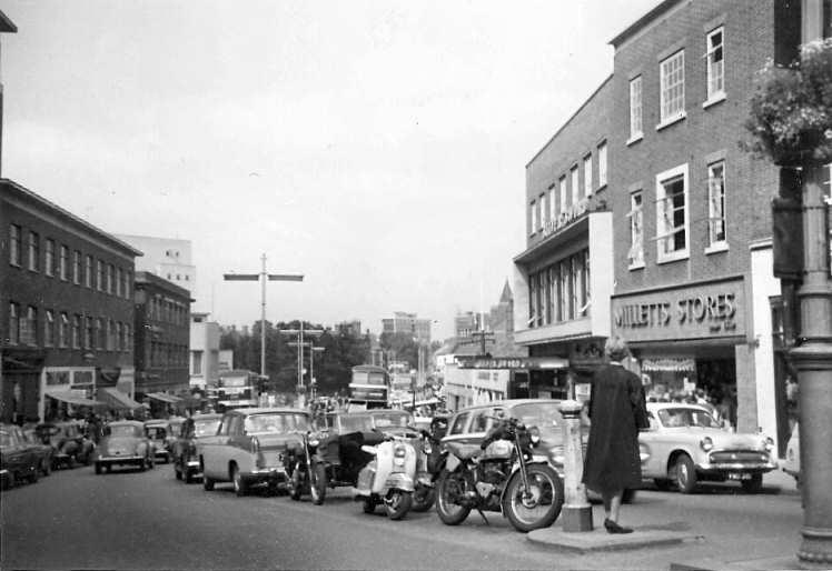 Car Parks Near Southend High Street