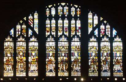 The Guildhall Great North Window